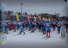 Фото - Деминский лыжный марафон 2016. Старт второй волны