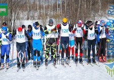 Фото - Сусанинский лыжный марафон 2016, обои для рабочего стола