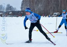Фото любителя - Лыжня России 2016