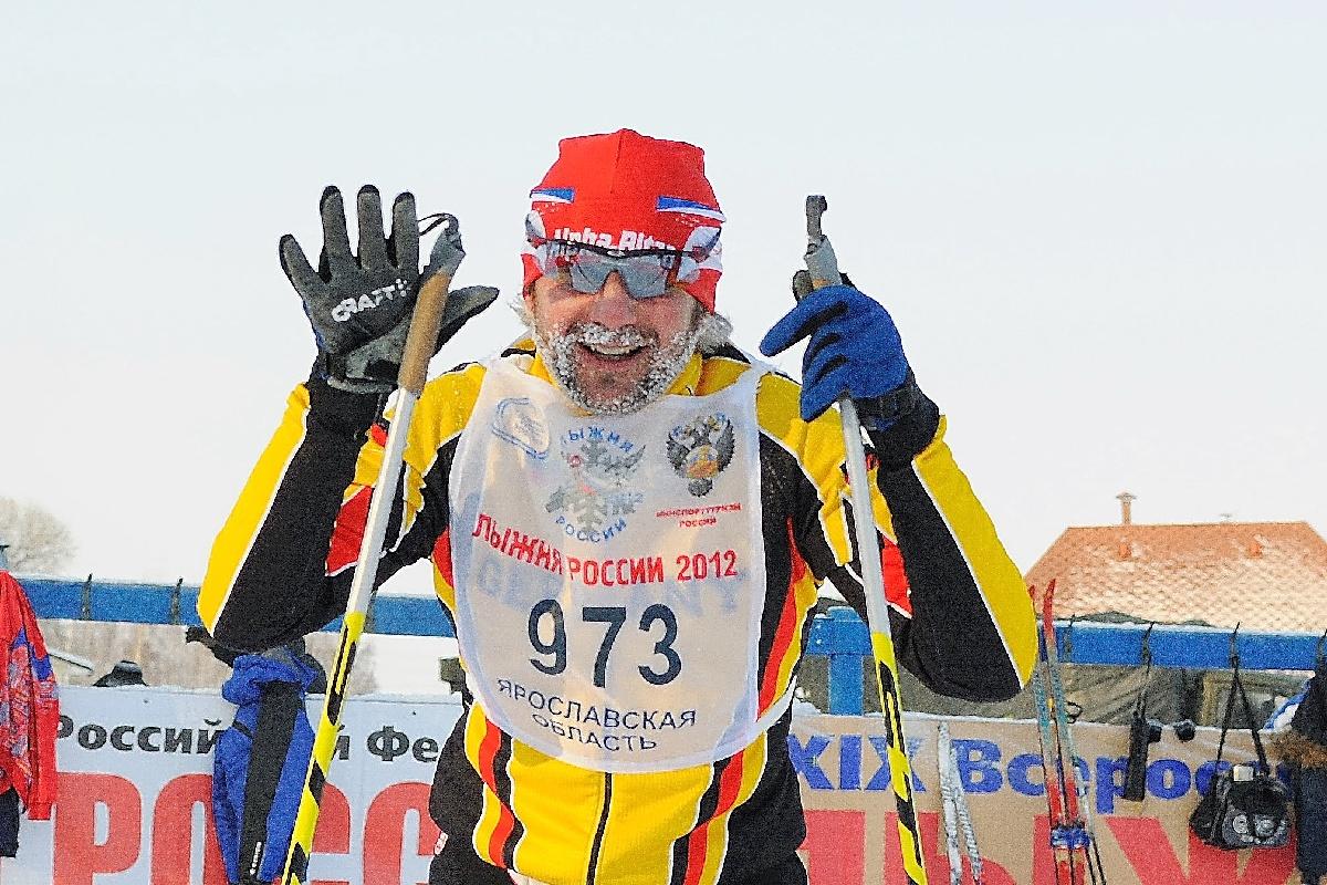 Лыжный спорт Ярославля и области