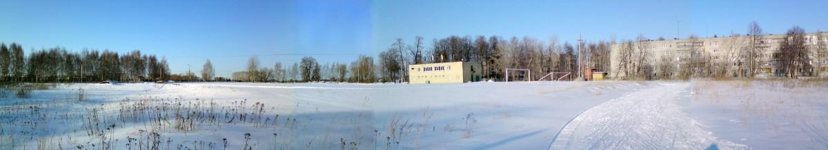 Фото - Стадион НКЗ