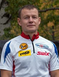 Скворцов Андрей, СК Ski 76 Team