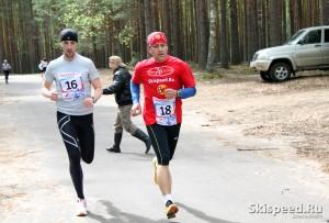 Фото спортсменов Алексея Соболева из Костромы и Фомина Алексея из Ярославля