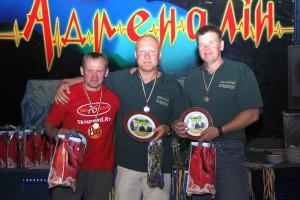 Победитель из команды Ski 76 Team