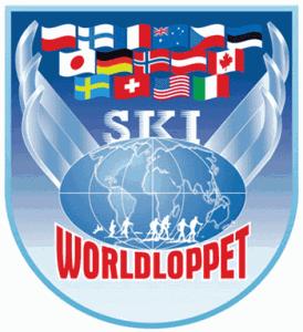 Логотип Worldloppet