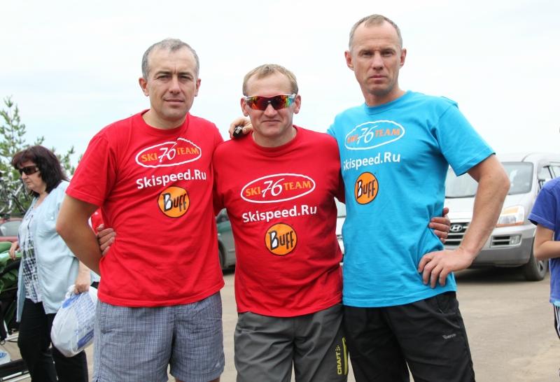 Байк-триатлон Николов Перевоз в Дубне
