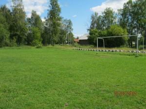 Фото - Стадион Пошехонского района