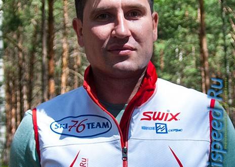 Фото - Березин Александр спортсмен СК Ski 76 Team г. Ярославль