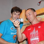 Фото - Олег Подобедов и Алексей Фомин