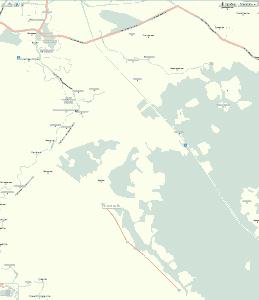 Схема проезда на карте