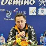 Министр спорта В. Л. Мутко