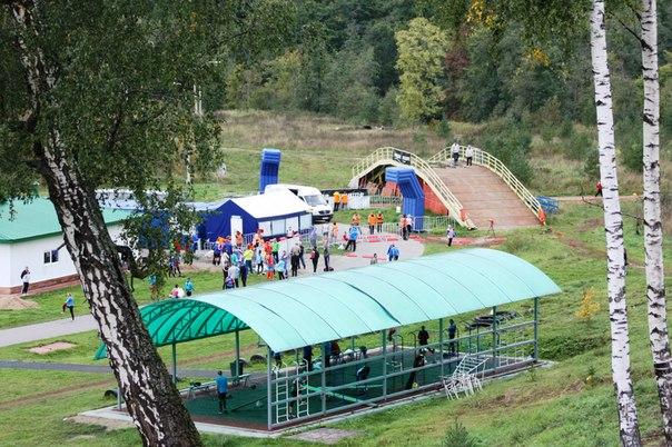Чемпионат России по лыжероллерам и кроссу в Демино