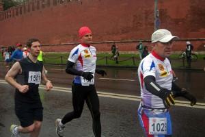 Беговой марафон ММММ-2012