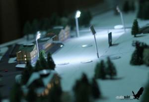 Лыжные трассы Верхней Теи