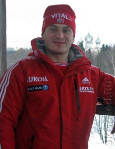 Фото - Балицкий Виктор спортсмен СК Ski 76 Team г. Тутаева