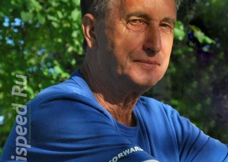 Фото - Кондратьев Евгений Михайлович, тренер по лыжным гонкам. Ярославль