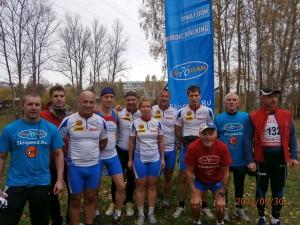 Команда Ski 76 Team