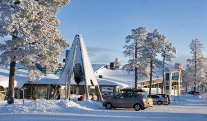 Саариселька, Финляндия