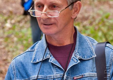 Фото - Потёмкин Константин Дмитриевич, тренер по лыжным гонкам. Ярославль