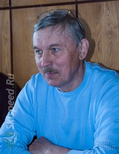 Фото - Селетков Владимир Петрович, тренер по лыжным гонкам в пос. Петровск Ростовского района
