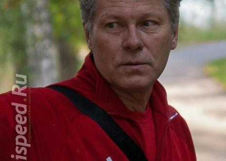 Фото - Соболев Сергей Витальевич, тренер по лыжным гонкам. Ярославль