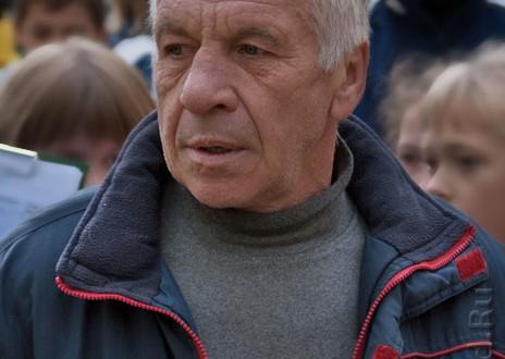 Фото - Соколов Владимир Евгеньевич, тренер по лыжным гонкам. Ярославль