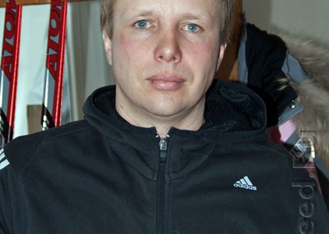 Фото - Жохов Сергей спортсмен СК Ski 76 Team г. Рыбинск