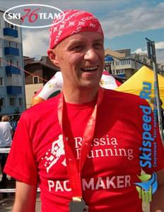 Городнов Денис спортсмен СК Ski 76 Team г. Рыбинск. Фото