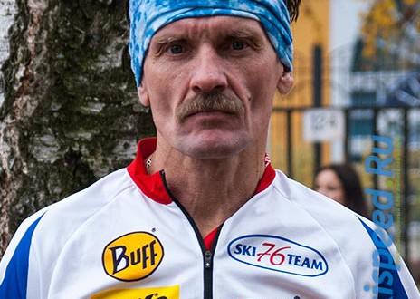 Фото - Кочнев Владимир спортсмен СК SKI 76 TEAM г. Рыбинск