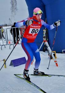 Козлова Татьяна на Чемпионате Ярославской области