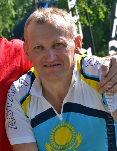 Фото - Куликов Андрей спортсмен СК SKI 76 TEAM г. Ярославль