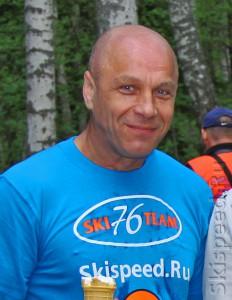 Николаев Вячеслав спортсмен СК SKI 76 TEAM г. Рыбинск. Фото