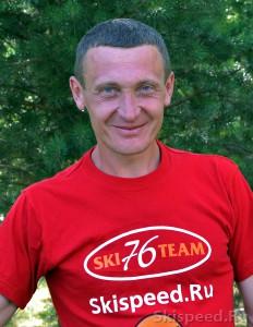 Смирнов Сергей спортсмен СК Ski 76 Team Первомайский р-н. Фото