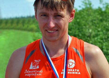 Смирнов Сергей спортсмен СК SKI 76 TEAM г. Рыбинск. Фото
