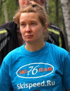 Смородинова Юлия спортсмен СК SKI 76 TEAM г. Рыбинск. Фото