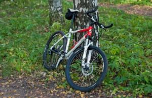 Велосипед МТБ Kona