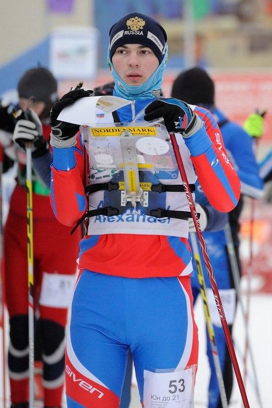 Архипов Александр, спортсмен из Ярославля