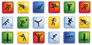 Фото - Иконки по видам спорта