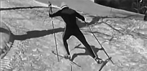 Техника конькового хода лыжников СССР, 1986 - фото