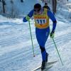 Караев Руслан на Чемпионате Ярославской области по лыжным гонкам в Демино, 20.02.2013