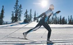 Лыжные тренировки в удовольствие