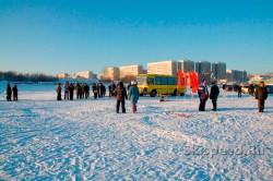 Лыжный стадион в Волгореченске