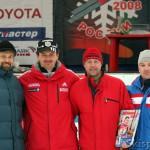 Лыжный марафон Николов перевоз-2008, Дубна