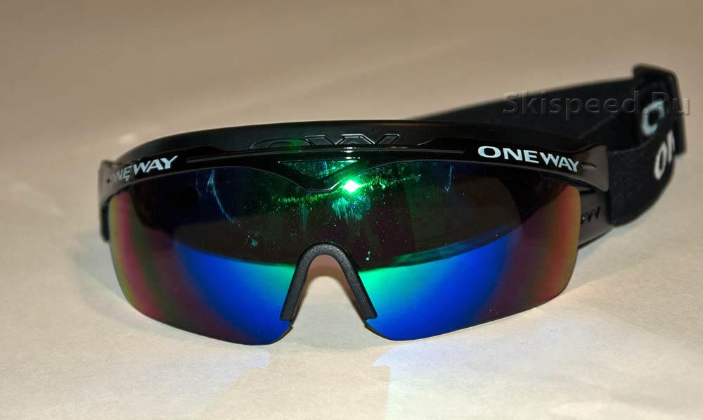 Очки лыжные One way