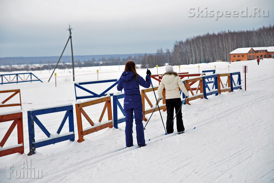 Фото. Лыжный стадион Подолино, Ярославский район