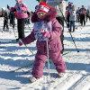 Лыжня России в Демино