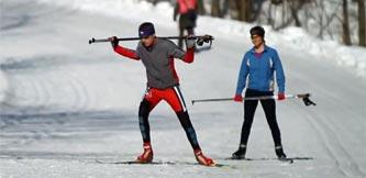 Фото - Упражнения для конькового лыжного хода