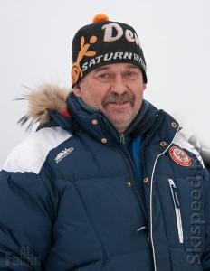 Фото - Юматов Сергей тренер по лыжным гонкам. Тутаев