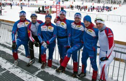 Спортивная команда Ski 76 Team