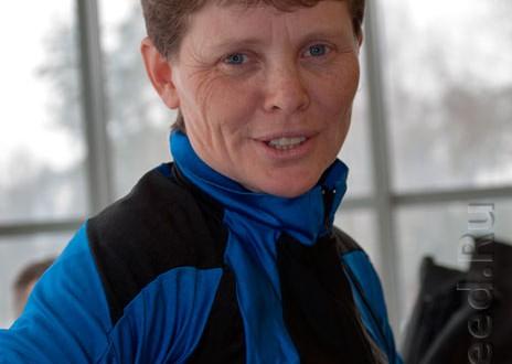 Никитина Наталья спортсмен СК SKI 76 TEAM г. Ярославль. Фото